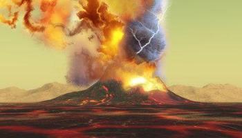 Warnung der Behörde: Vulkanausbrüche in Kalifornien sind