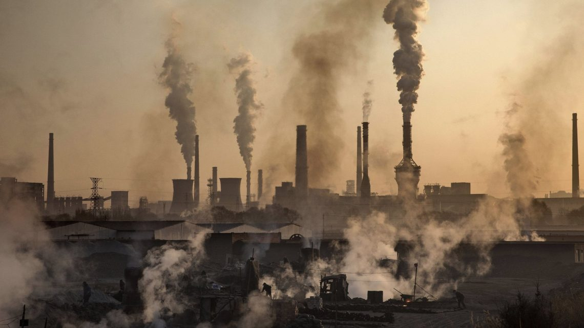 A global epidemic is killing millions every year – but it's not a virus, it's air pollution