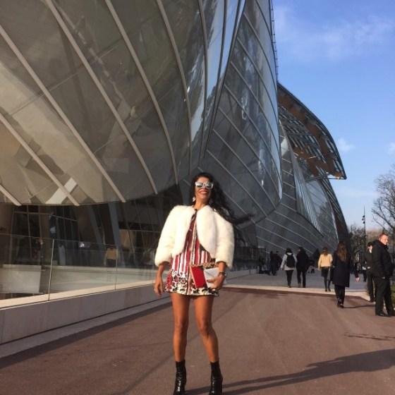 Total look Louis Vuitton de Elsaine Von Blanckenhagen