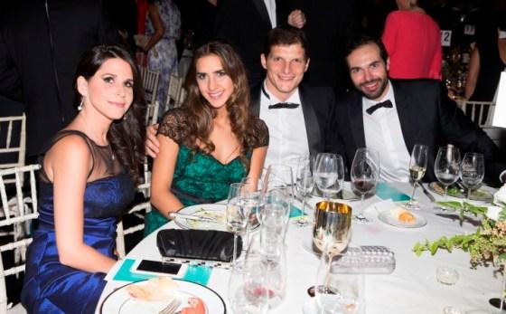 Fabiana Saad, Livia Chofie Reginaldo Chofi e Felipe Niemeyer