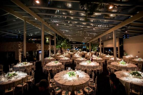 Decroação do Inspiration Gala anfAR 2015