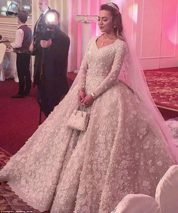 Vestido de casamento mais bonito do mundo – Los vestidos elegantes ...
