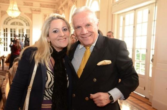 Antonia Ribeiro Martins e Carlos Bonaparte