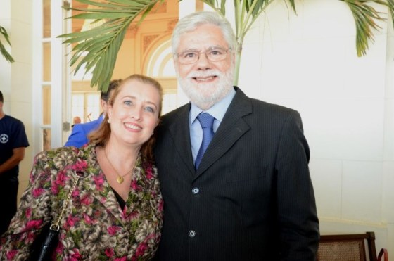 Flavia e Tito Ryff