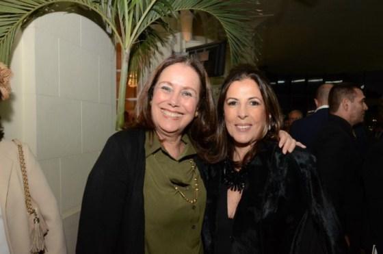 Gilda Carvalho e Helena Taunay