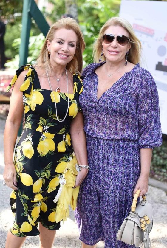 As irmãs Marize e Silvana Gollo