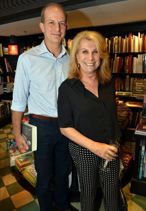 Fernando e Marcia Barrozo do Amaral