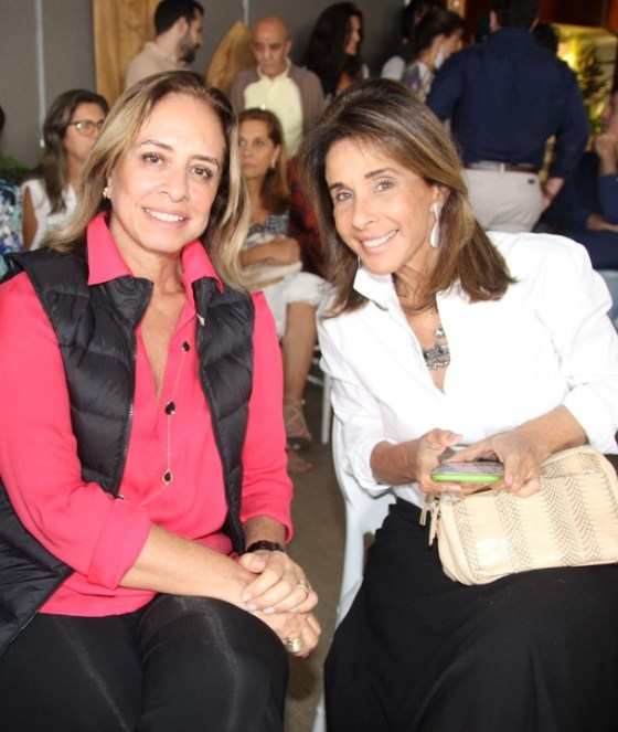 Sonia Birman e Angela Medrado