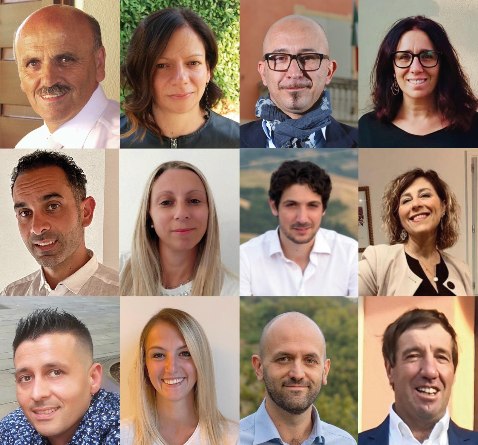 Donne, giovani e imprenditori a sostegno di Stefano Costi per la rielezione a Casina