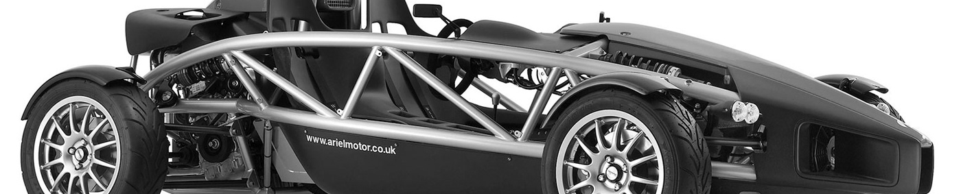 Ariel Atom 3.5R Track Review - Zero To 60 Times