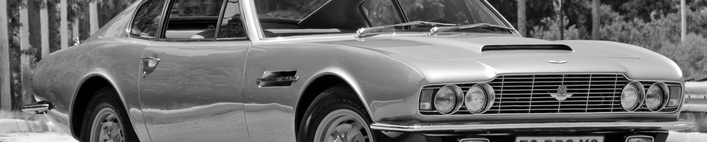 Aston Martin 0-60