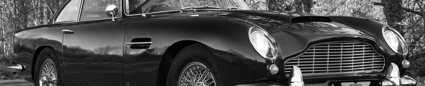 Aston Martin Specs