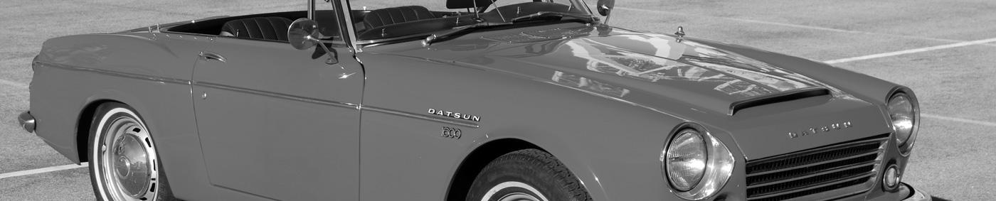 Datsun 0-60 Specs