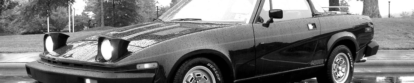 Triumph Car 0-60