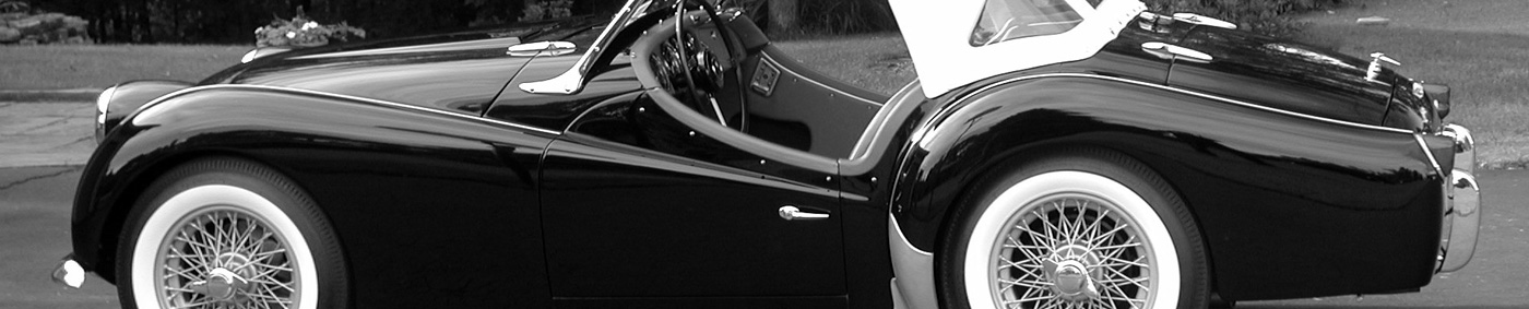 Triumph Car 0 to 60