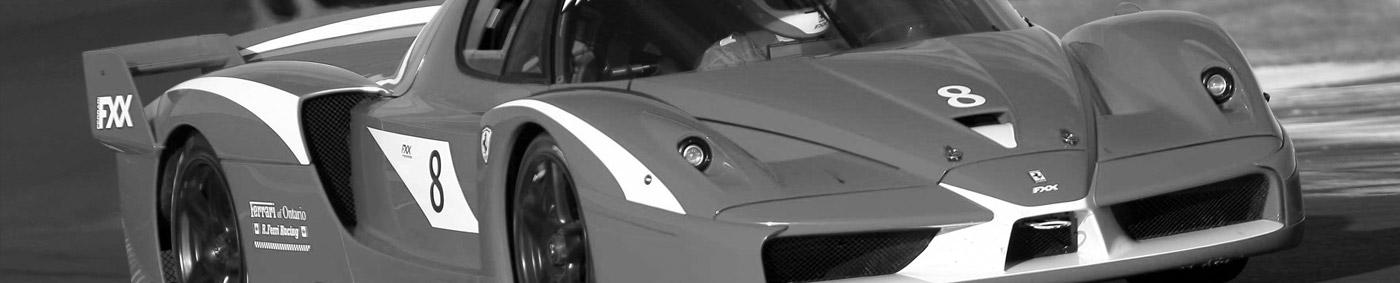 Ferrari Supercar 0-60