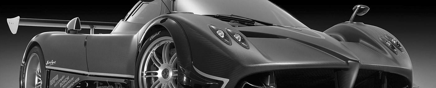 Pagani Car Specs