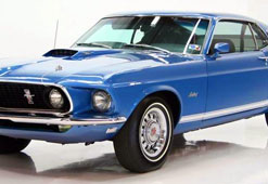 Best pony car of all-time ?