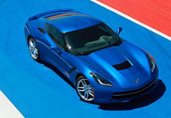 How would you rate the styling of the 2014 Corvette? (10 = Best)