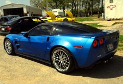 Do you consider the Chevrolet Corvette ZR1 a supercar?