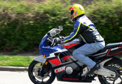 Should motorcyclists be forced by law to wear helmets?