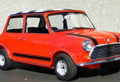 Would you rather have an original Mini Cooper or a brand new one?