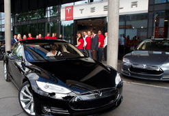 How do you feel about Tesla's sales approach?