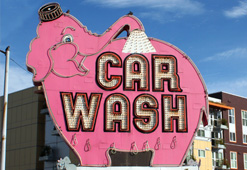 How do you wash your car?