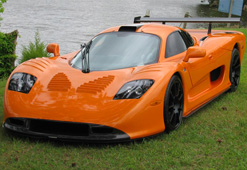 What is the leading factor that determines if a car is a Supercar?