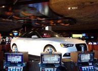 casino prize cars