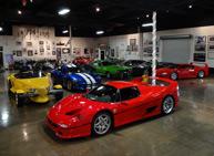 marconi car museum