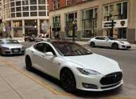 Tesla Exotic Car Sightings