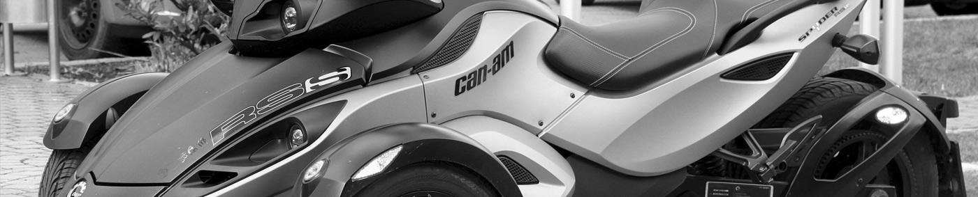 Can-Am Spyder 0-60