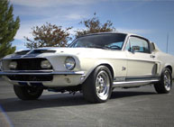 classic usa muscle cars