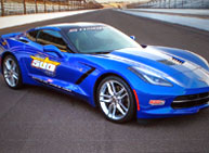 pace car pictures