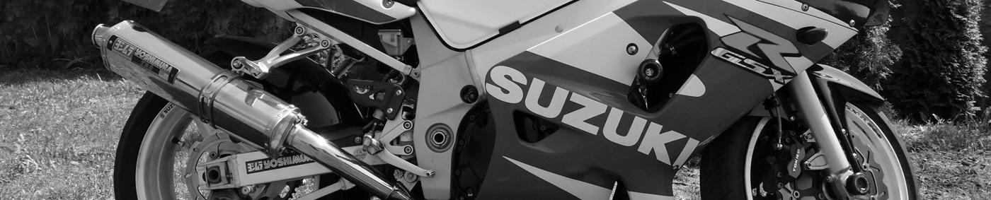 Suzuki Motorcycle Stats