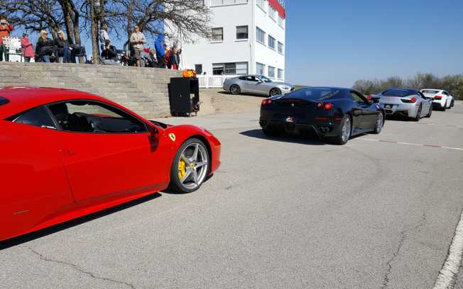 Supercar Driving Experience