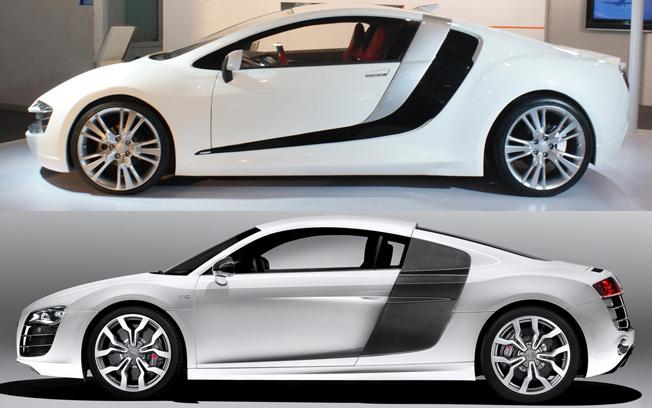 CH Auto Lithia EV / Audi R8