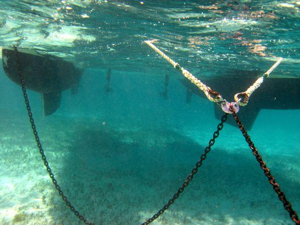 Anchor bridle