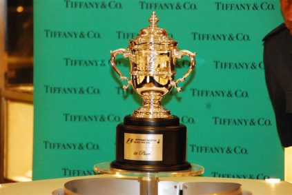 Tiffany & Co Trophies for 2012 Malaysian F1 - 11