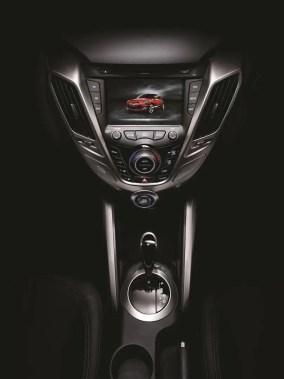 Hyundai Veloster - 108 AV System