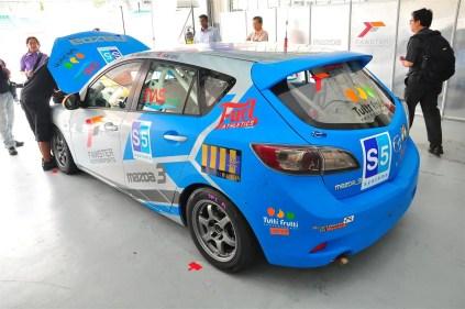 Mazda3 Fawster Motorsports S1K (2012) - 34