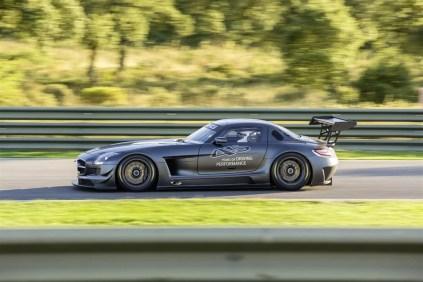 Mercedes SLS AMG GT3 (45th-Anniversary) - 03