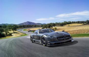 Mercedes SLS AMG GT3 (45th-Anniversary) - 06