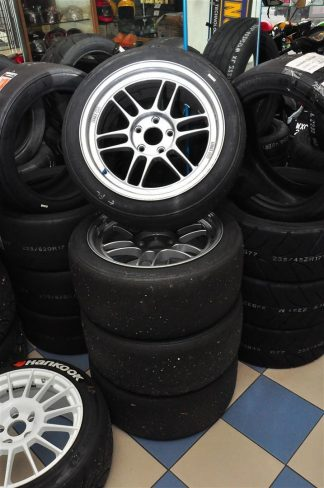 Hankook Ventus Full-Slick - 01