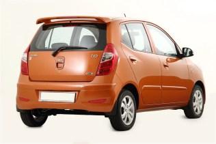 Hyundai i10 Colourz - 08 Orange