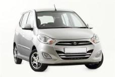 Hyundai i10 Colourz - 18 Silver