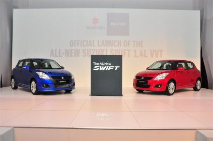 Suzuki Swift (2013) - 09