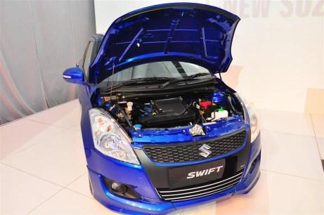 Suzuki Swift (2013) - 64