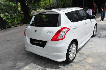 Suzuki Swift (2013) - 70